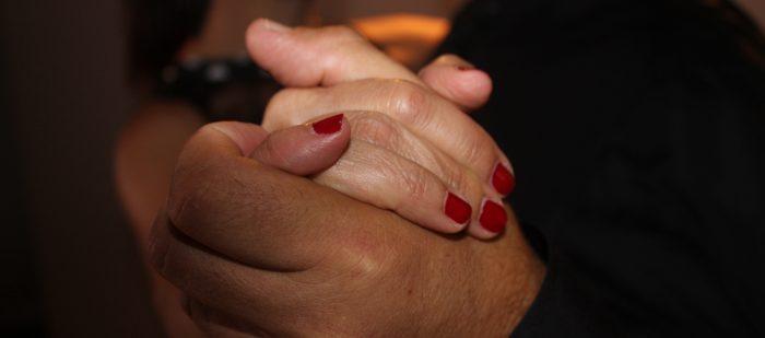 tango embrace